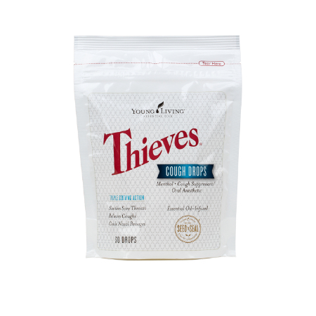 THIEVES COUGH DROPS